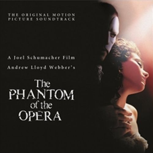 Cover O.S.T., phantom of the opera (andrew lloyd webber)