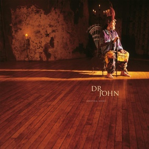 Cover DR.JOHN, anutha zone