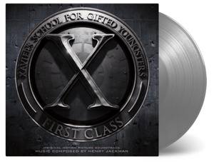 Cover O.S.T., x-men first class (henry jackman)