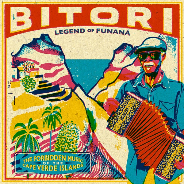 Cover BITORI, legend of funaná