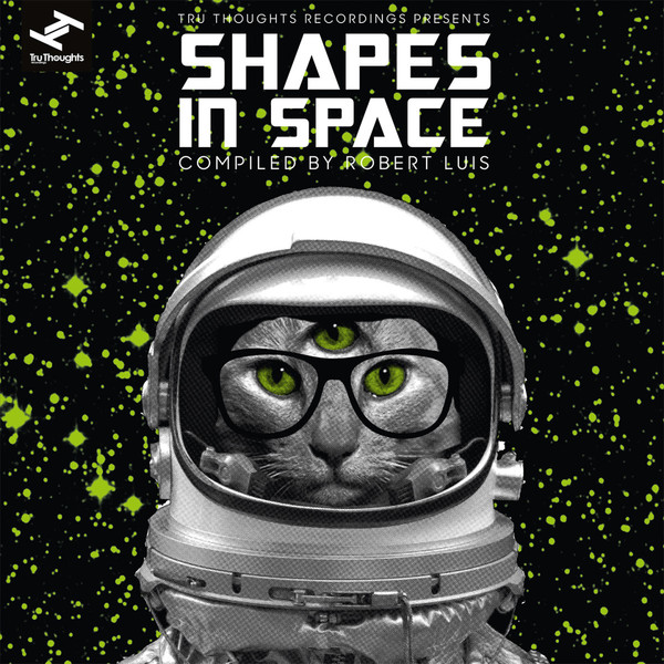 Cover V/A, shapes in space