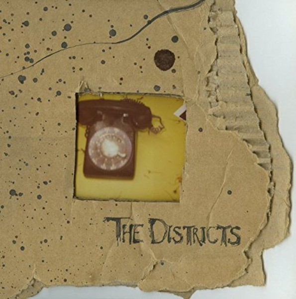 Cover DISTRICTS, telephone