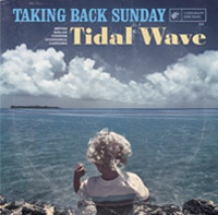 Cover TAKING BACK SUNDAY, tidal wave