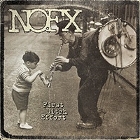NOFX, first ditch effort cover