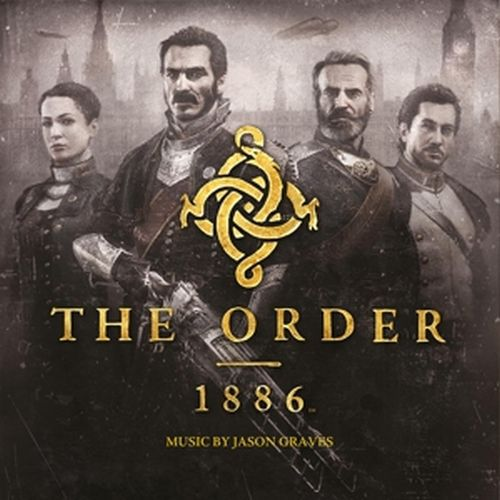 Cover O.S.T., the order: 1886