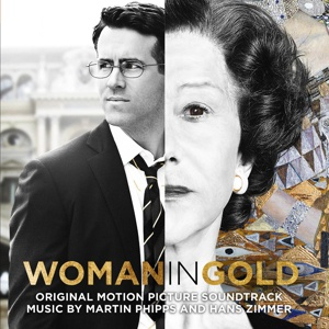 Cover O.S.T., woman in gold (hans zimmer)