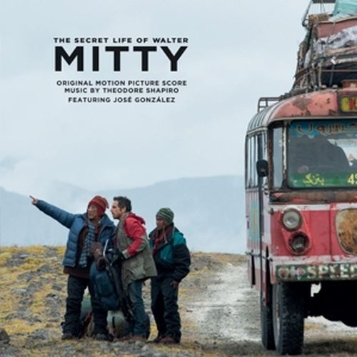 Cover O.S.T., secret life of walter mitty