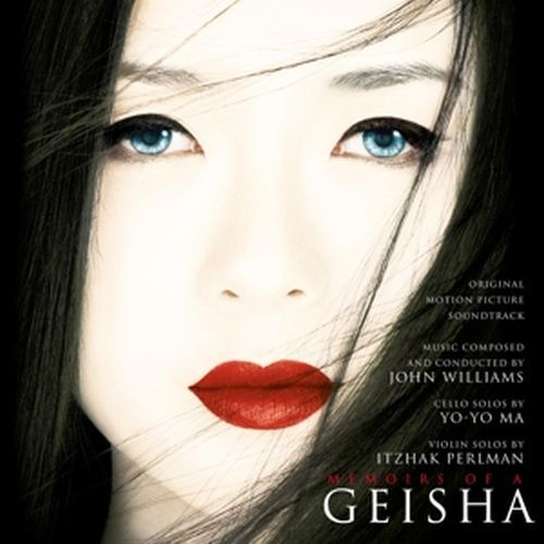 Cover O.S.T., memoirs of a geisha