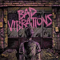 Cover A DAY TO REMEMBER, bad vibrations