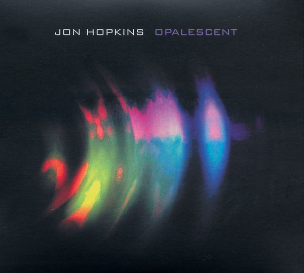 Cover JON HOPKINS, opalescent