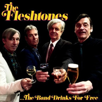 FLESHTONES, the band drinks for free cover