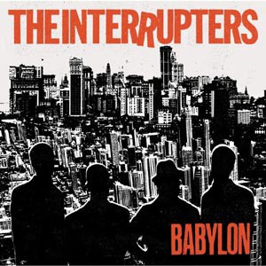 Cover INTERRUPTERS, babylon
