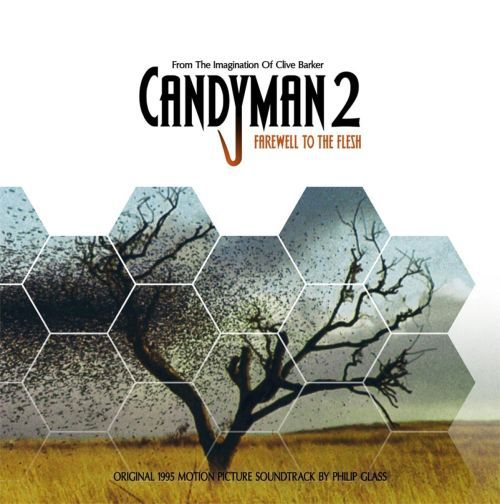 Cover O.S.T., candyman 2 (philip glass)