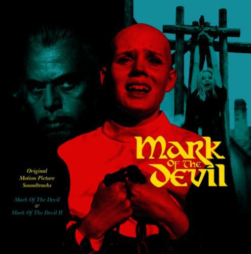 Cover O.S.T., mark of the devil (michael holm)