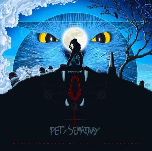 Cover O.S.T., pet sematary (elliot goldenthal)