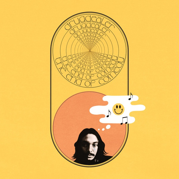 Cover DRUGDEALER, the end of comedy