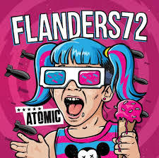 Cover FLANDERS 72, atomic