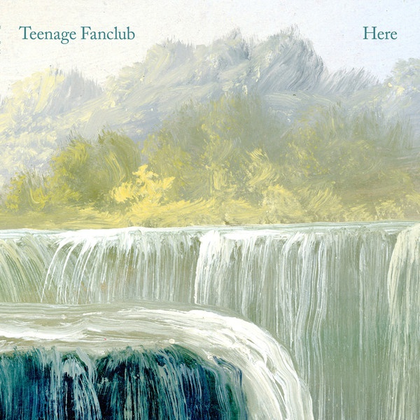 TEENAGE FANCLUB, here cover