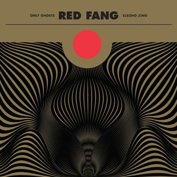 Cover RED FANG, only ghosts