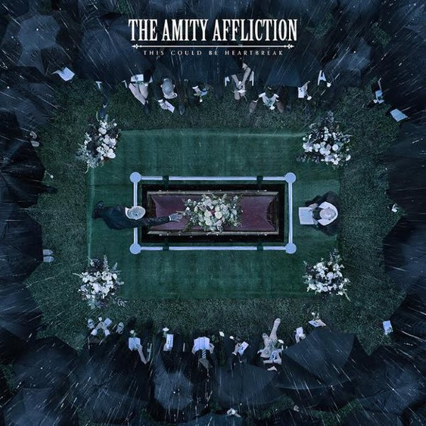 AMITY AFFLICTION, this could be heartbreak cover