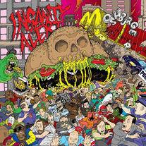 INSANITY ALERT, moshburger cover