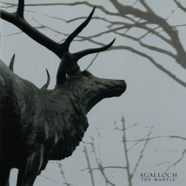 Cover AGALLOCH, the mantle