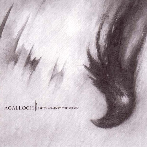 Cover AGALLOCH, ashes against the grain