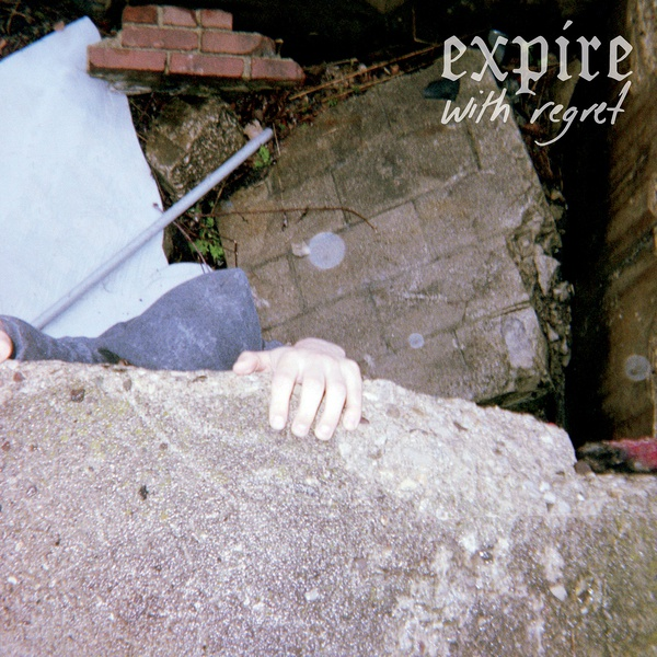 Cover EXPIRE, with regret