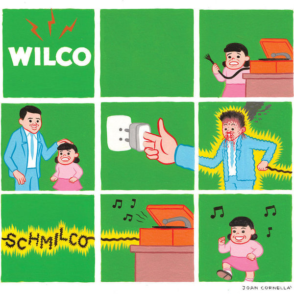 WILCO, schmilco cover