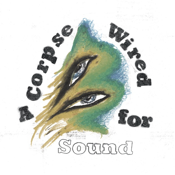 Cover MERCHANDISE, a corpse wired for sound