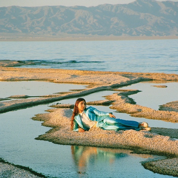 WEYES BLOOD, front row seat to earth cover
