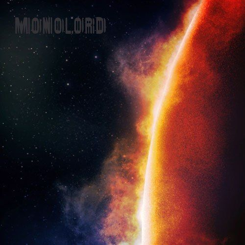 Cover MONOLORD, lord of suffering / die in haze