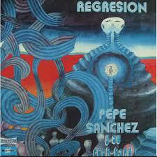 PEPE SANCHEZ, regresion cover