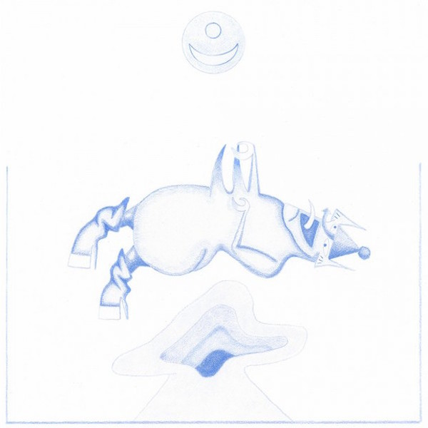 DEVENDRA BANHART, ape in pink marble cover