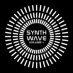 V/A, synth wave 1 cover