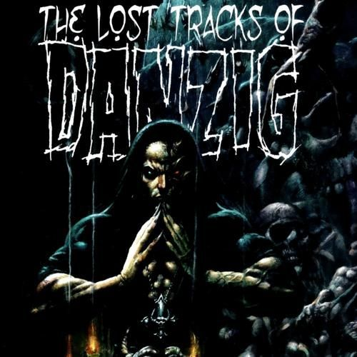 Cover DANZIG, lost tracks of danzig