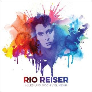 RIO REISER, alles und noch viel mehr - das beste cover