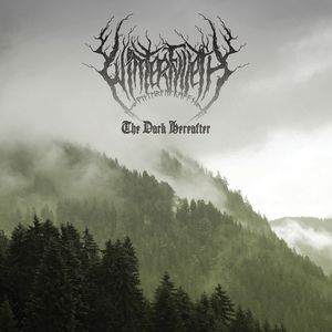 Cover WINTERFYLLETH, the dark hereafter