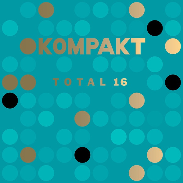 V/A, kompakt total vol. 16 cover