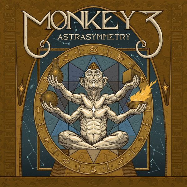 Cover MONKEY 3, astra symmetry