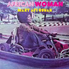Cover MARY AFI USUAH, african woman