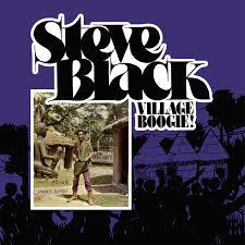 Cover STEVE BLACK, village boogie