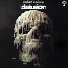 MC CHURCH SOUNDROOM, delusion cover