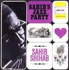 Cover SAHIB SHIBAB, jazz party