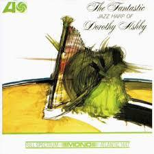 Cover DOROTHY ASHBY, fantastic jazz