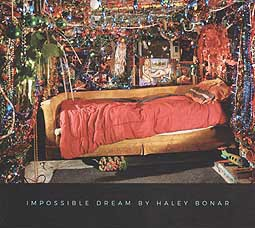 Cover HALEY BONAR, impossible dream