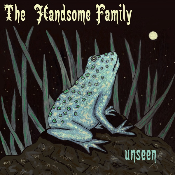 Cover HANDSOME FAMILY, unseen