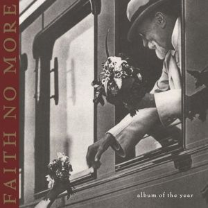 Cover FAITH NO MORE, album of the year (deluxe edition)