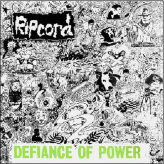 Cover RIPCORD, defiance of power