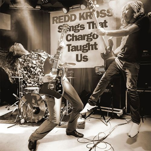 Cover REDD KROSS / SIDE EYES, songs that chargo taught us